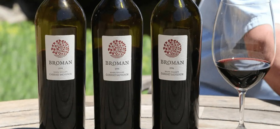 Broman Cellars Throwback Thursday