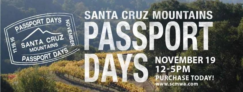 Santa Cruz Mountains Passport Day