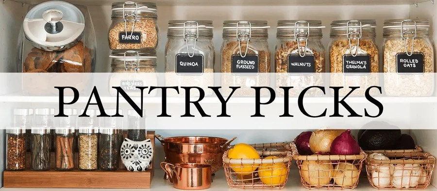 The Vine Times Pantry Picks