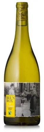 Bee's Box 2016 Chardonnay Bottle