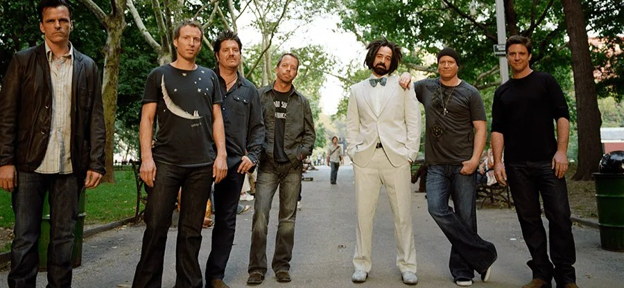 Counting Crows Benefit Concert
