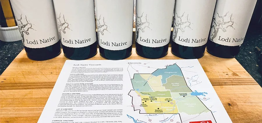 Lodi Native Zinfandel