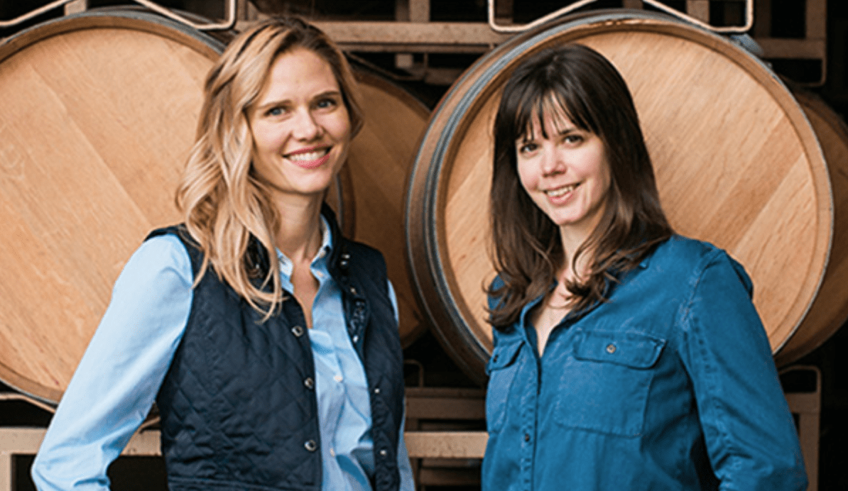 BACA Wines Jennifer Brown Alison Frichtl Hollister