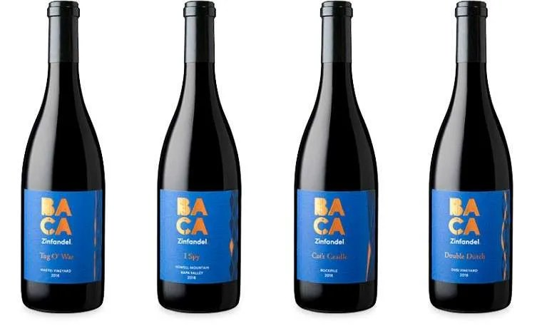 "Hall ""declassifies"" BACA Wines"