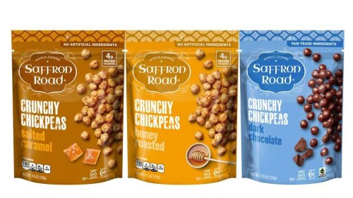 Saffron Road Crunch Chickpea Snacks Pantry Pick