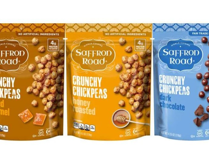 Saffron Road Crunch Chickpea Snacks Pantry Pick