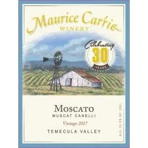 Maurice Carrie Winery Temecula CA