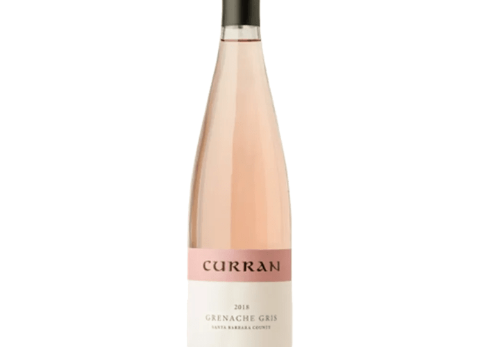 Curran Grenache Gris Rose Bottle