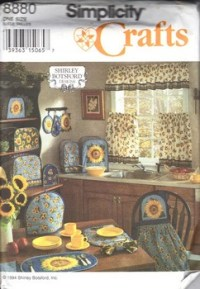 SIMPLICITY PATTERNS CURTAINS | FREE PATTERNS