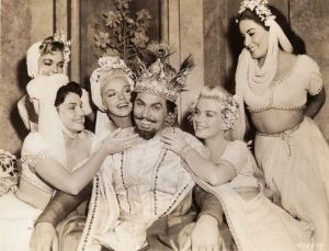 A very popular Howard Keel in KISMET