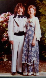 weird and funny 70s 80s prom