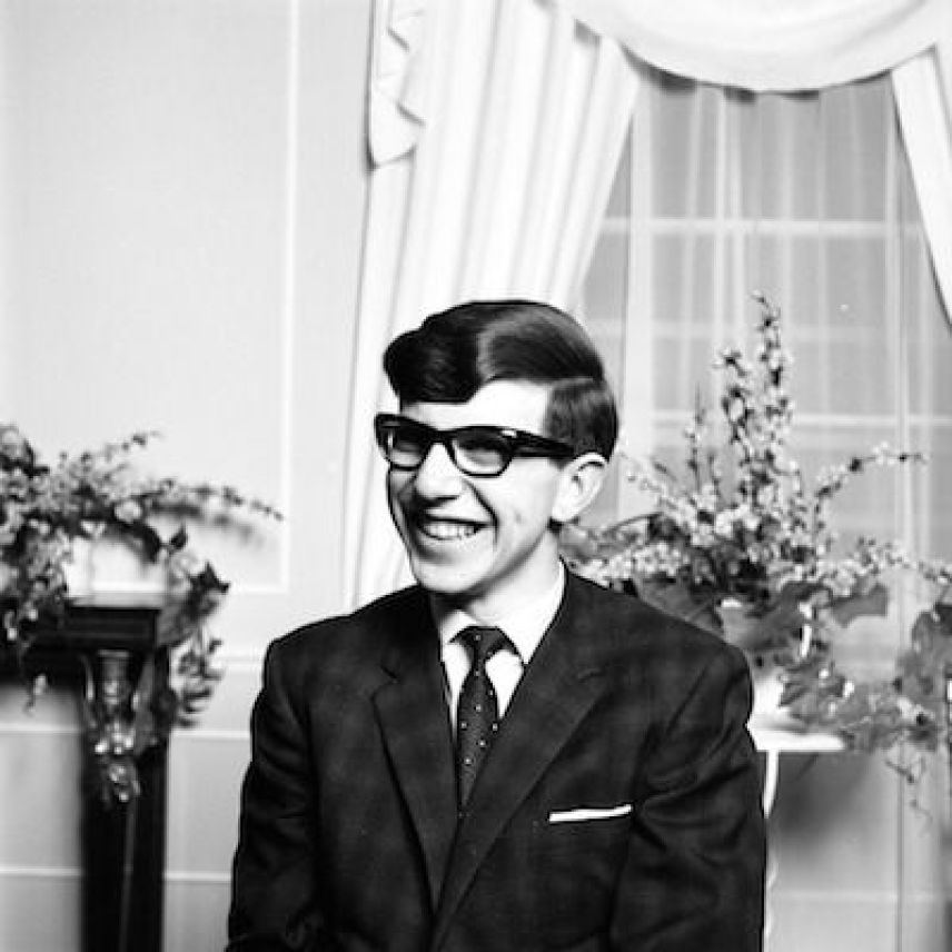 Image result for stephen hawking young