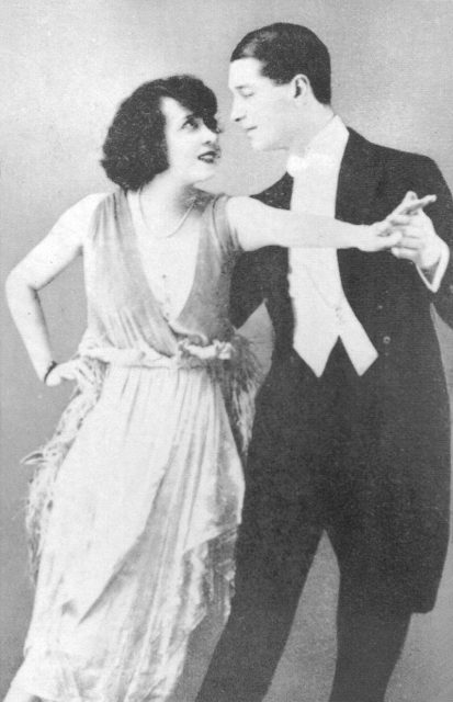 Maurice Chevalier and Mistinguett, Source