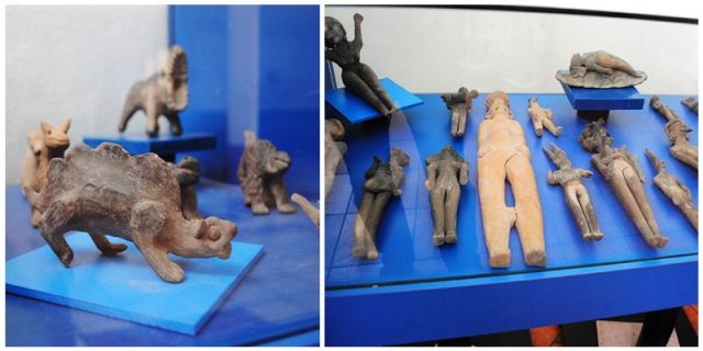 Hasil gambar untuk acambaro statues