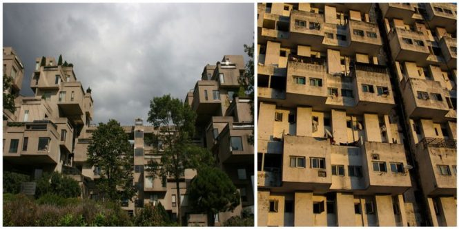 Habitat 67 A Revolutionary Experiment In Modular Architecture And One Of The Most Important Buildings 1960s