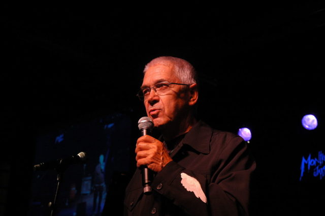 Claude Nobs in 2006. The man responsible for , founder and general manager of the famous Montreux Jazz Festival, 2006 Photo Credit