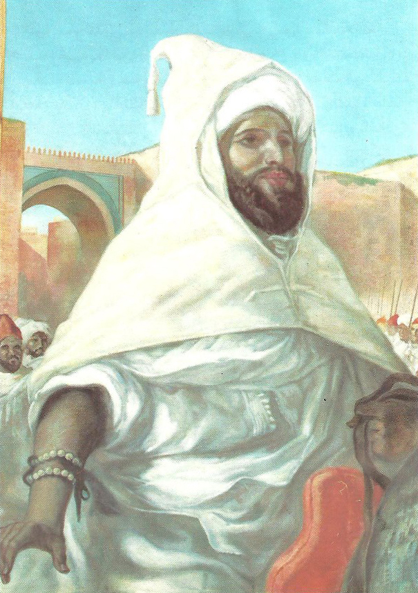 Abderrahman Ben Hicham, Sultan of Morocco