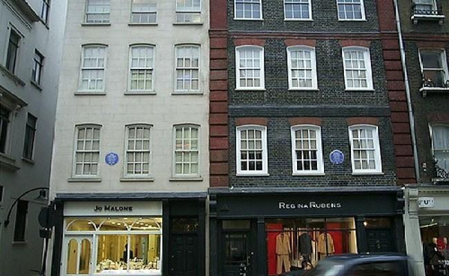 The Handel House Jimi Hendrix Lived In The Same London