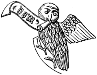 Rebuses were a favorite form of heraldic expression used