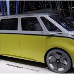 Volkswagen Is Bringing Back The Popular Hippie Van As The Brand New And Stylish I D Buzz
