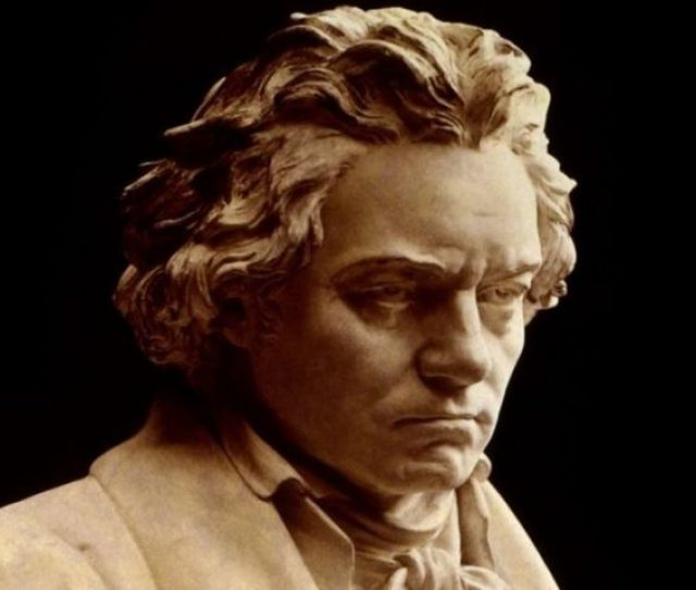 Beethoven So Deaf He Couldnt Hear The Applause For His Ninth Symphony Started Every Day Counting 60 Beans For Coffee