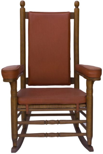 old fashioned rocking chairs leather of bath amsterdam youthful president jfk relied on to photo nate d sanders auctions