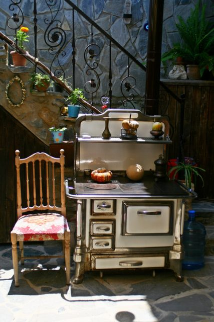cast iron kitchen stove cushioned mats grandma s wood stoves were the heart of every home a cookout on cook now that novel