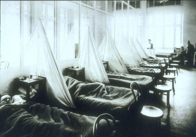 Influenza spagnola