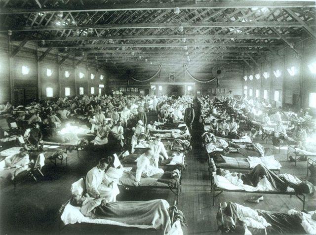 Influenza spagnola 1918