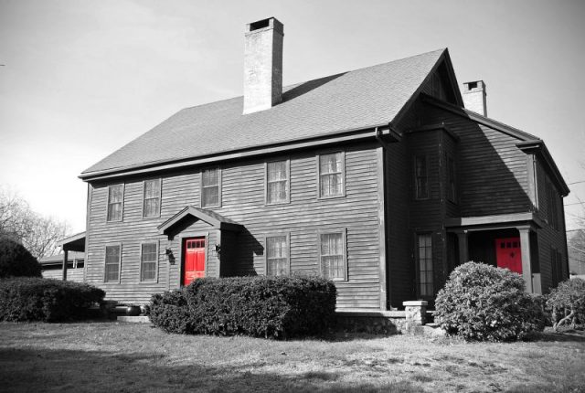 Picture of John Proctor's House in Peabody, Massachusetts Photo by Vin7474 CC BY-SA 3.0