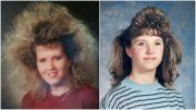 hairspray reigned supreme