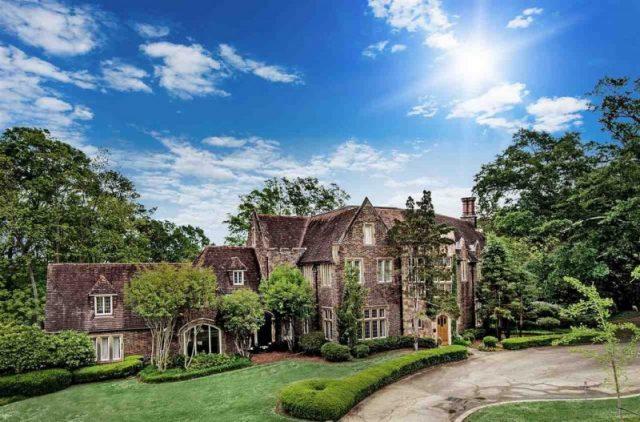 One of Americas Finest Tudor Revival Estates Up For Sale