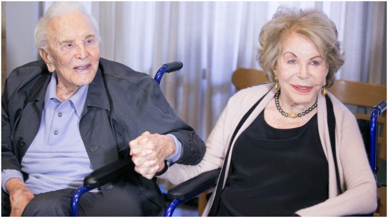 The Centennial Couple - Kirk Douglas is 103 and his Wife ...