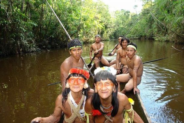 Tribu Waorani Amazon