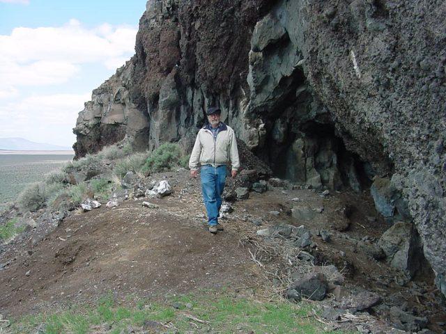 پیسلی غاروں اوریگون