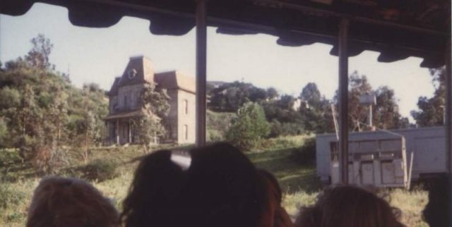 The house used in Alfred Hitchcock's film Psycho (1960)