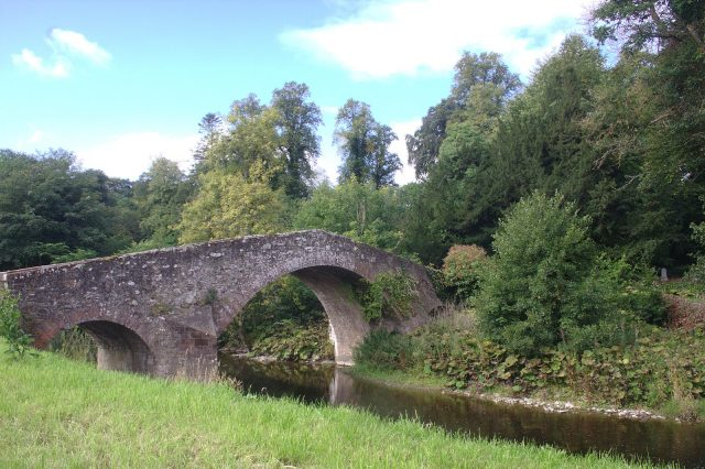 The replacement bridge