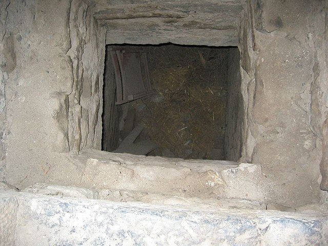 لیپ کیسل میں اوبلائٹ کا اوپر نظارہ