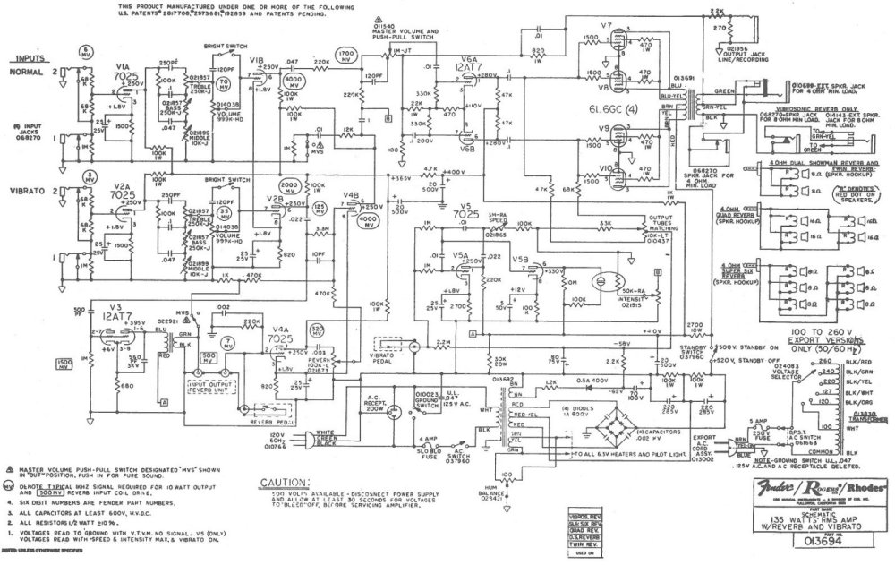 medium resolution of wiring diagram dual showman wiring diagram fender forums u2022 view topic dual showman reverb