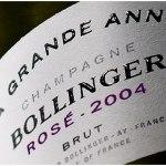 Bollinger La Grande Année Rosé 2004