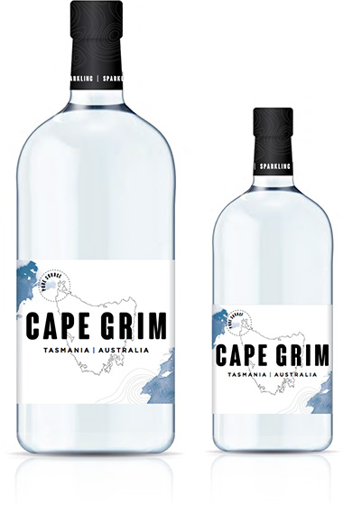 Cape Grim Sparkling Water 330mL
