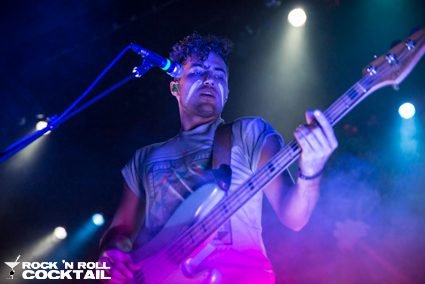 Walk the Moon at the Regency Ballroom shot by Jason Miller @Jasonmillerca