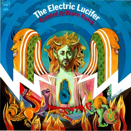 Graded On A Curve Bruce Haack The Electric Lucifer The