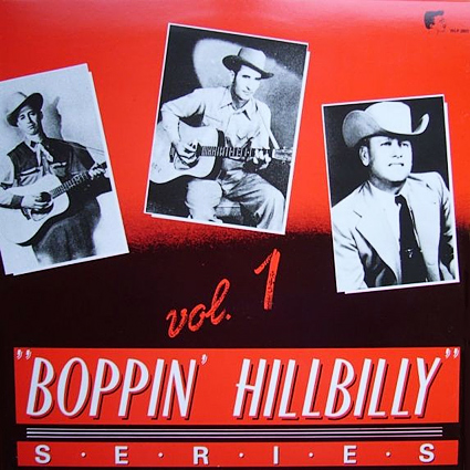 Graded on a Curve: Boppin' Hillbilly Vol  1 - The Vinyl District
