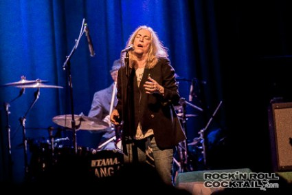 Patti Smith at The Fillmore Photographed by Jason Miller-2-2