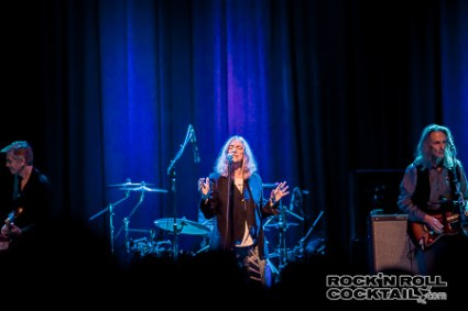 Patti Smith at The Fillmore Photographed by Jason Miller-4-2
