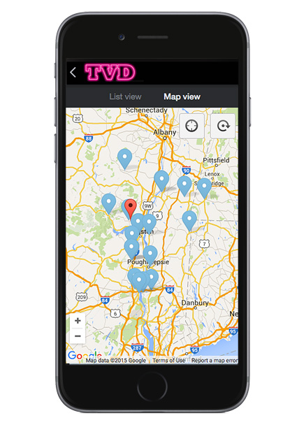 iphone store locator introducing the brand new tvd record locator app and 12355