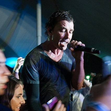 TVD Live Shots: Bush at Pier 6 Pavilion, 8/14 - The Vinyl District