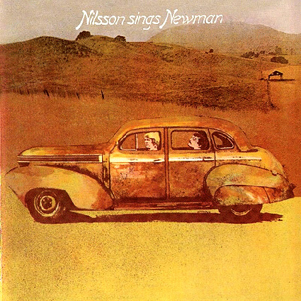 Graded On A Curve Harry Nilsson Nilsson Sings Newman