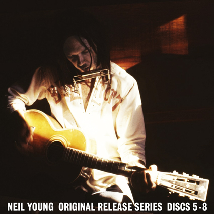 Tvd Radar Neil Young S 1970s Albums Remastered From